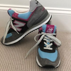 New Balance Sneakers - London Games edition
